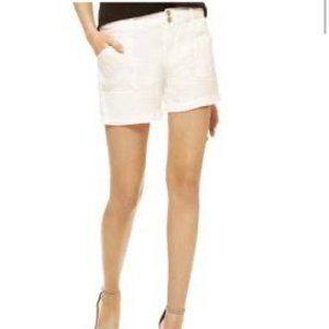 NWT Sanctuary White Linen Shorts